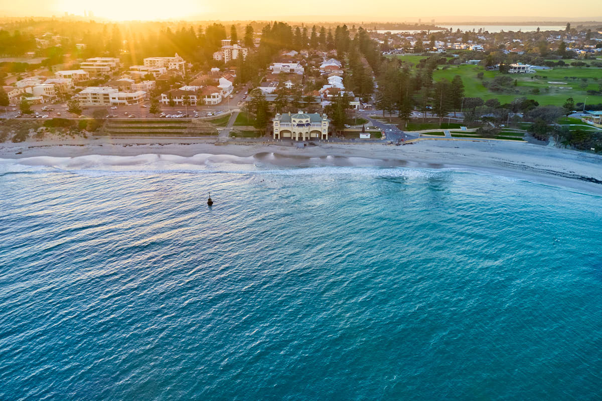 Cottesloe Sunrise