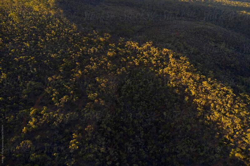Aerial Views of Western Australia