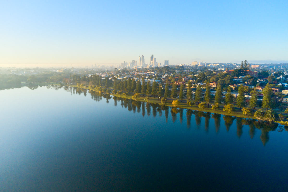 Lake Monger Morning